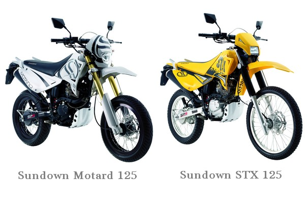Sundown-stx-motard-125