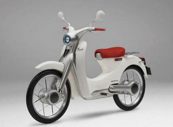motocicleta-electrica-honda-cub