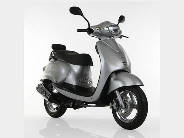 Nova Scooter Vintage 150cc da Iros Motos