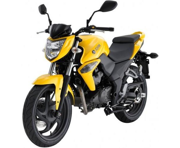 Moto SYM Cevalo 125