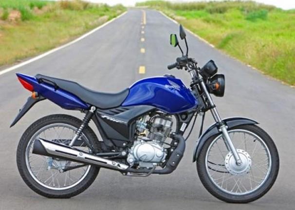 Sorteio de motos 125