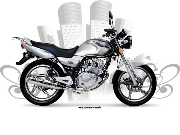 Financiamento para moto Suzuki 125