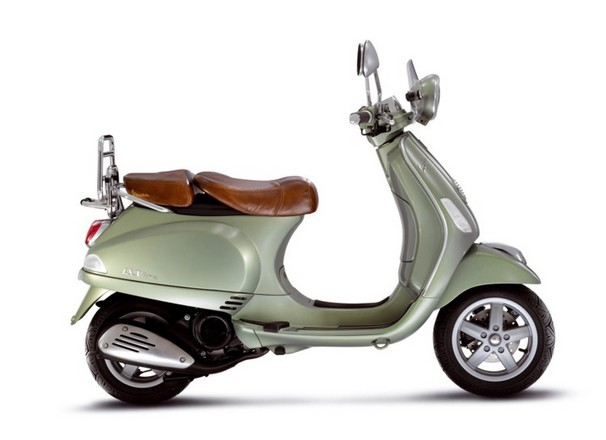 Scooter Vespa LXV 125ie