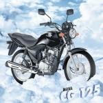 Moto Honda CG 125 FAN financiada