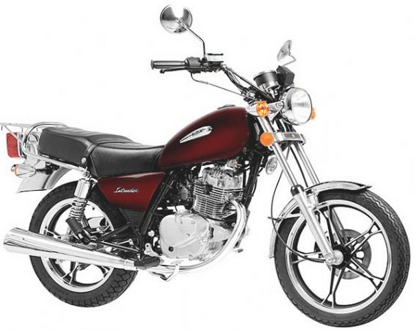 Moto 125 Suzuki Intruder