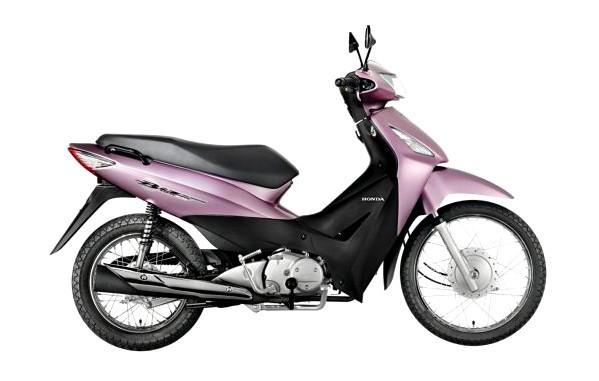 Nova moto 125 Honda Biz 2010