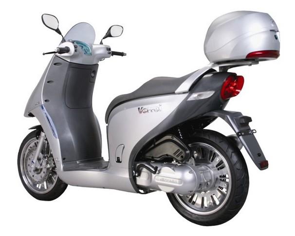 Scooter 125 Nipponia Vorrei