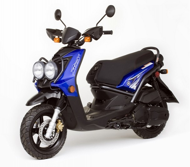 motoride yamaha apresentou a sua nova scooter 125cc na europa. Black Bedroom Furniture Sets. Home Design Ideas