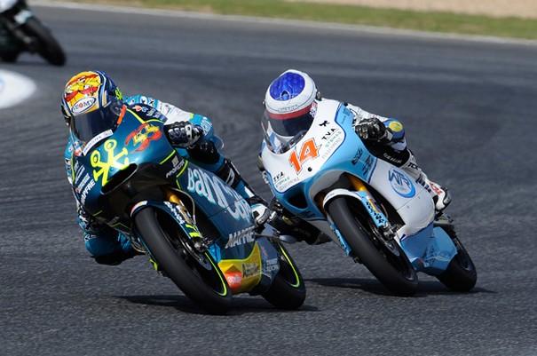 Motos 125cc no Mundial de Moto-velocidade