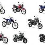 Preços de motos Yamaha 2010