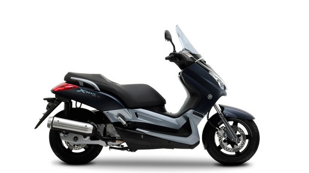 scooters 125 yamaha motos 125. Black Bedroom Furniture Sets. Home Design Ideas