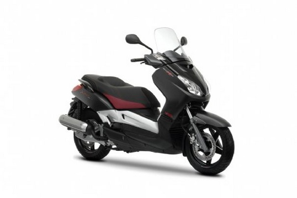 Scooter 125 BLACK X-MAX Yamaha