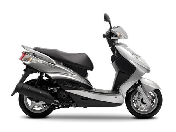 Scooter Yamaha CygnusX 125