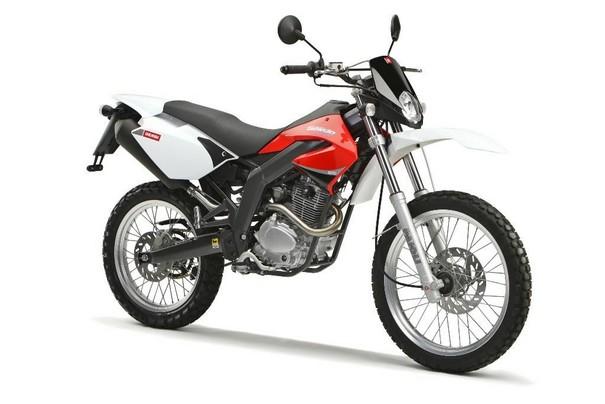 Marcas e Modelos Motos 125