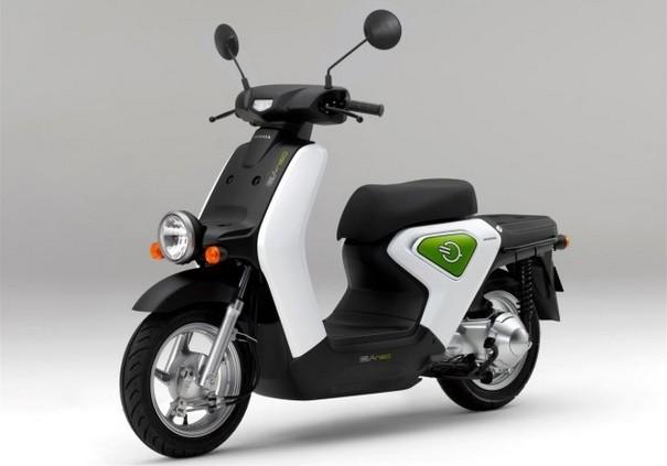 Scooter eléctrica Honda EV-Neo