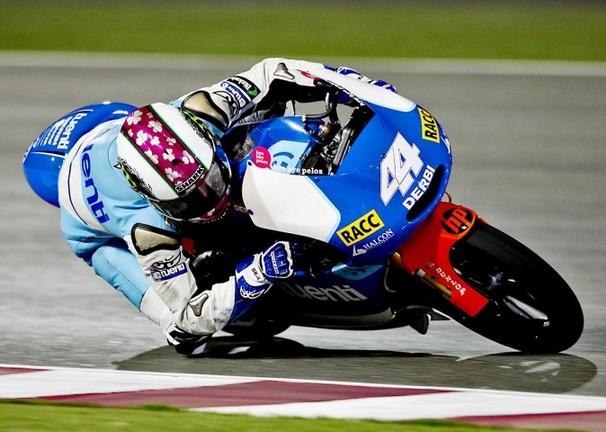 Espargaro em Le Mans
