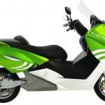 Scooter eléctrica Vectrix VX1