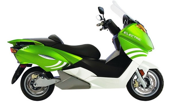 Scooter eléctrica Vectrix VX1