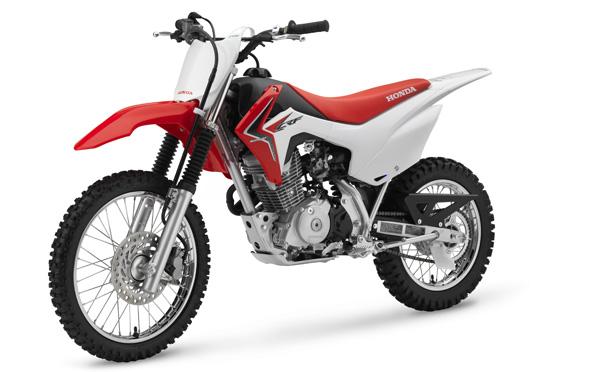 Moto 125 Honda CRF125F